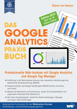 Web-Analyse mit Google Analytics und Tag Manager
